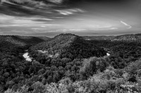 The view from Dick Gap Overlook